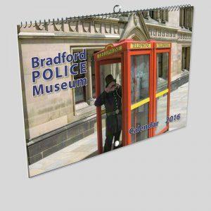 calendar Bradford Police Museum