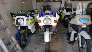 Bikes Bradford Police Museum