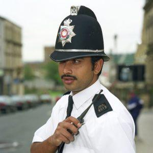 Epaulettes Bradford Police Museum