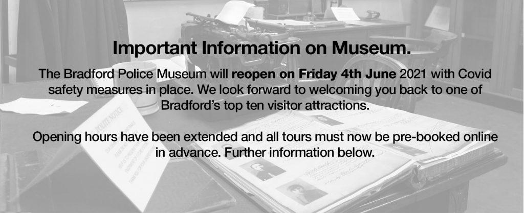 Info Bradford Police Museum